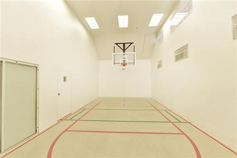 Basketball Court and Party Room