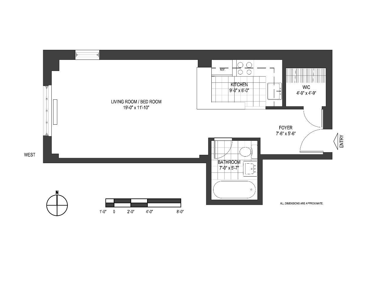 Floor Plan 10J