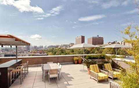 Public Rooftop Terrace