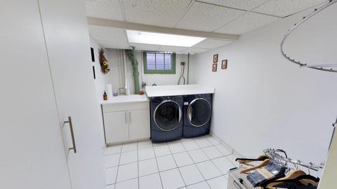 Laundry - Basement