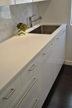 Windowed Kitchen/Paneled Dishwasher