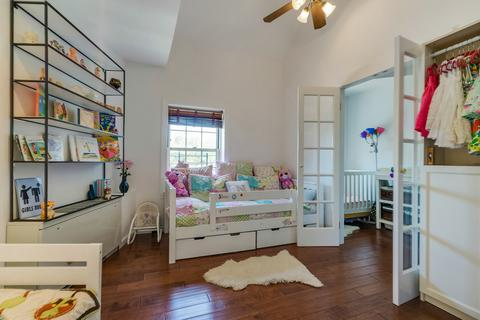 Bedroom with Attached Nursery/Office