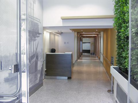 Building Lobby (newly renovated in 2011)