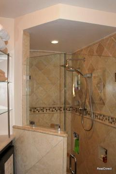 Luxurious Stall Rain Shower