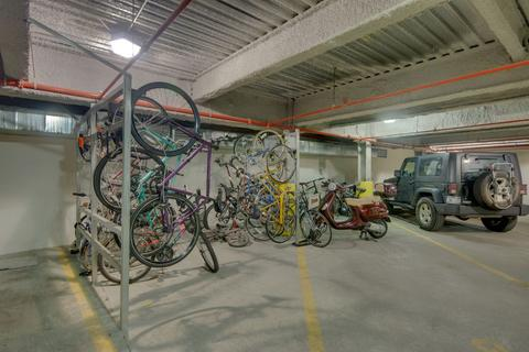 Bike Storage and Parking space available