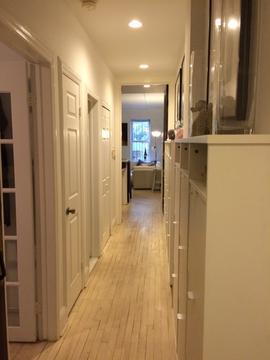 hallway - foyer