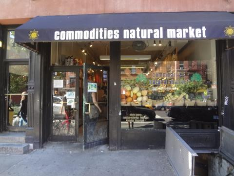 Probably the best organic & locally sourced market in NYC!