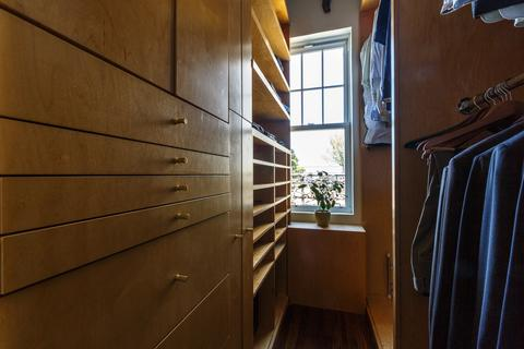 Walk in Bedroom Closet