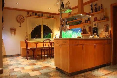 Kitchen Island/Eating Area - 1st FL