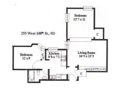 Floor plan - 1