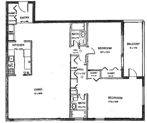 House Plans With No Hallways 28 Images Shotgun Style