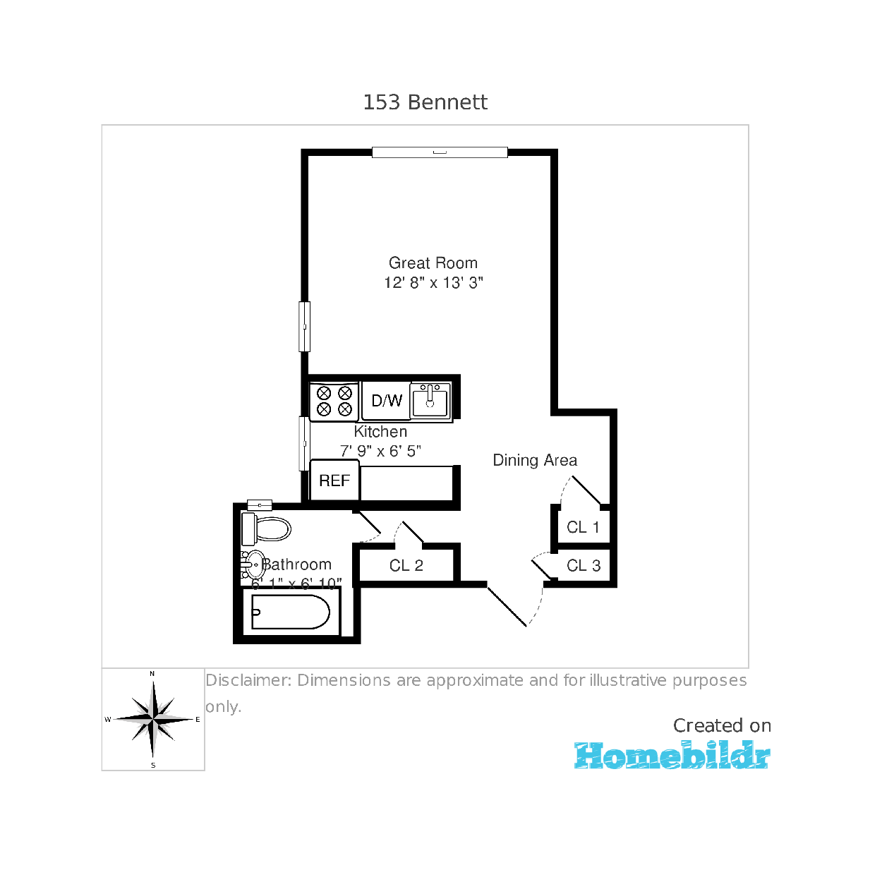 Homebildr.com Floorplan
