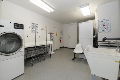 Laundry Room on Same Floor