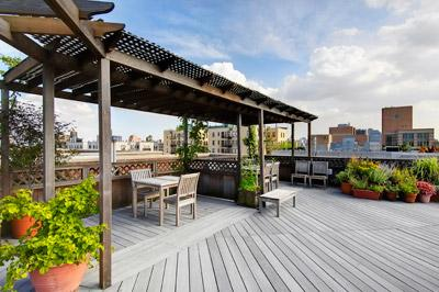 Common Roof deck
