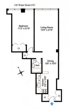 Spacious and comfortable layout for easy living and entertaining.