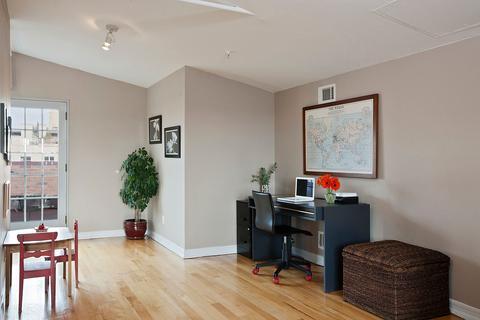 Upstairs Office