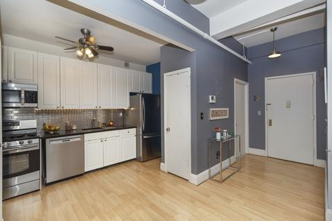 Kitchen and Foyer