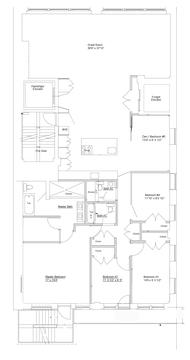 Apt layout