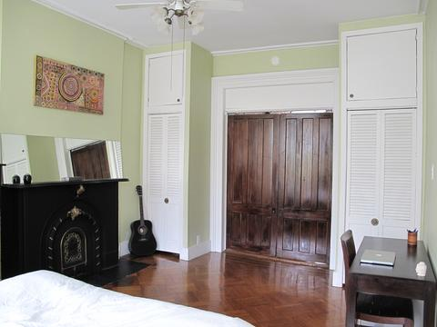 Pocket Doors in Master Bedroom
