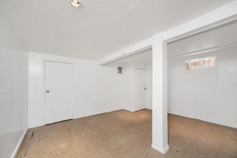 Lower level office/storage