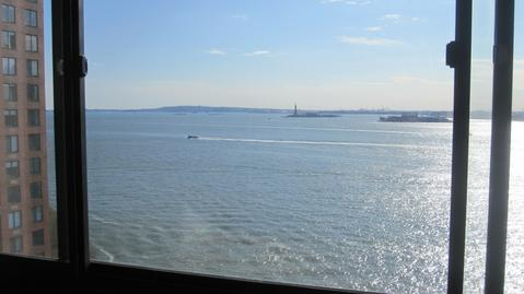 View of New York Harbor from all Rooms