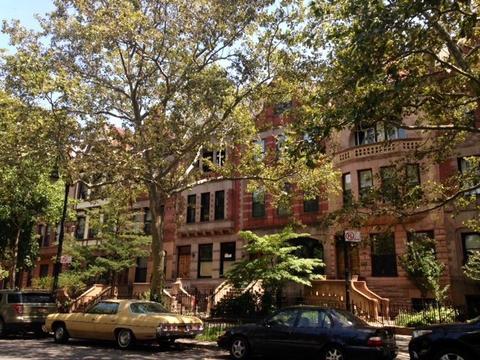 Convent Avenue homes