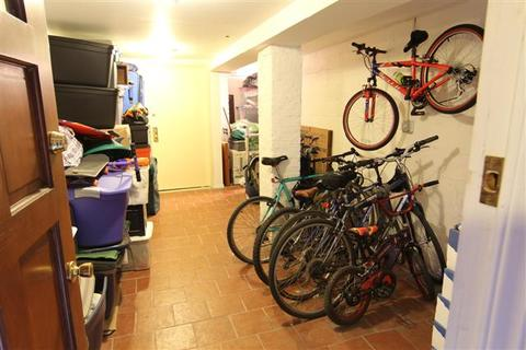Shared Basement Storage
