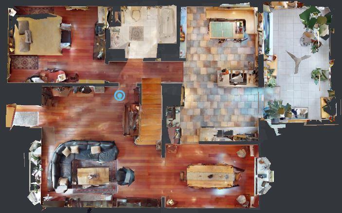 1st FL Floorplan
