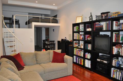 Living Area, Loft