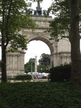 Grand Army Plaza - daytime
