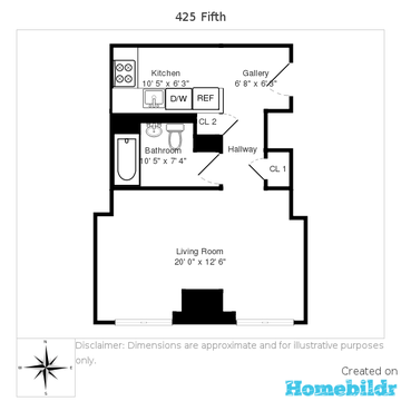 Homebildr Floorplan