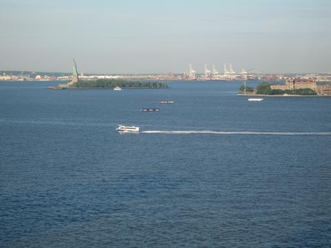 View of Statue of Liberty from all Rooms