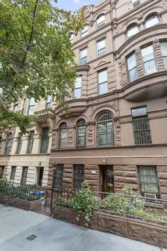 119 West 92nd Street # Townhouse