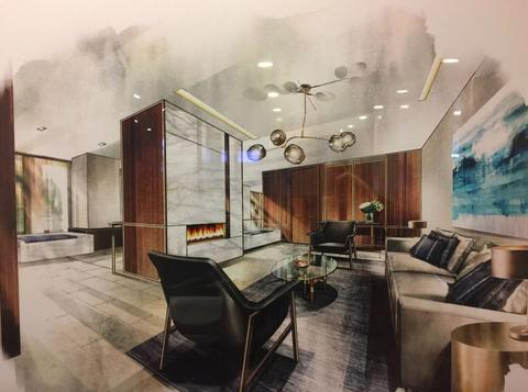 Rendering of the New Lobby