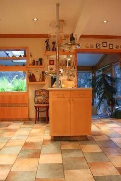 Kitchen Island - 1st FL