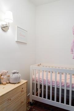 Nursery/Walk-in Closet