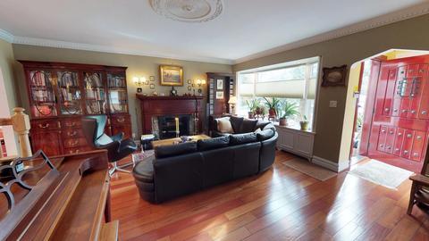 Sitting Room/Living Room - 1st FL