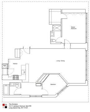 Echelon 7E floor plan
