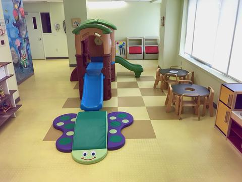 Building Kids Playroom