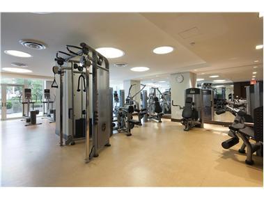 2nd floor - Gym